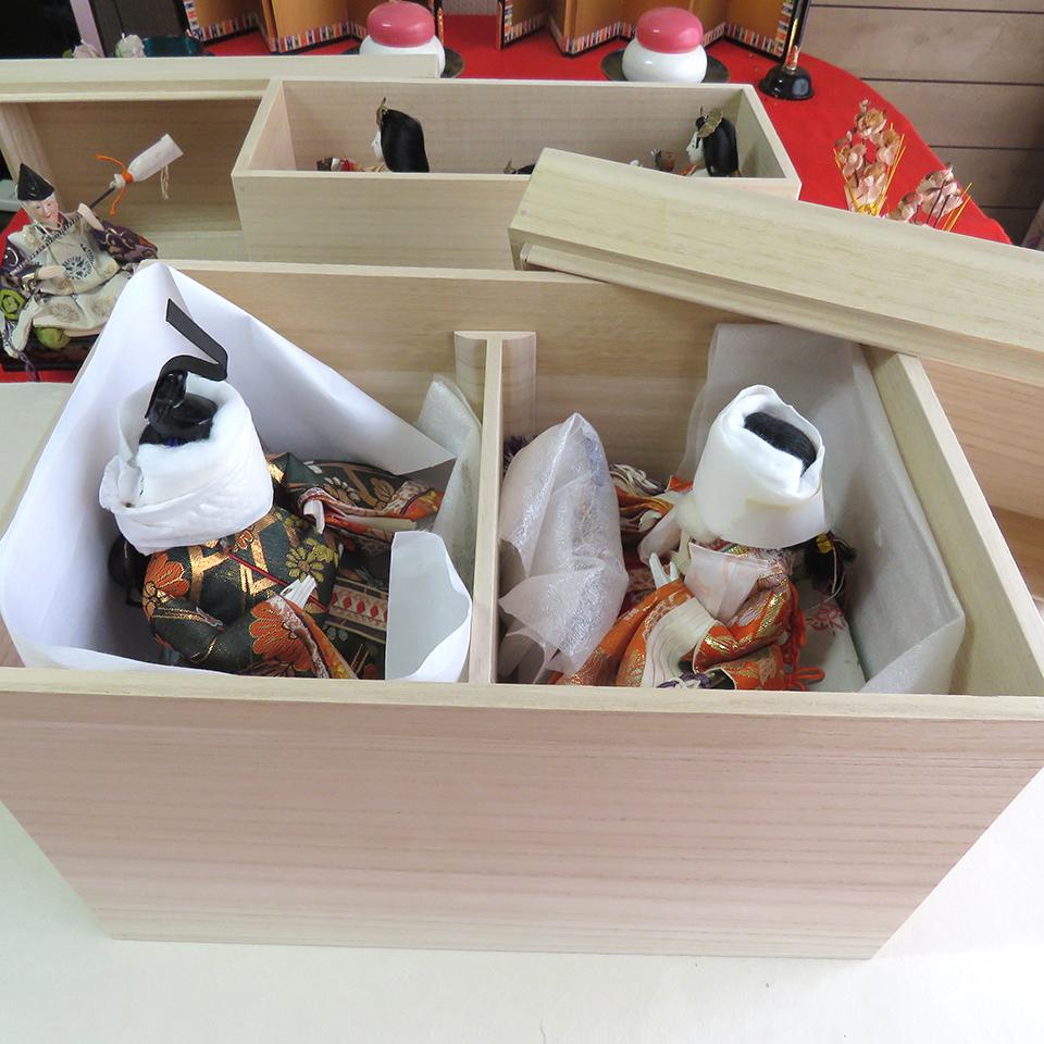 雛人形BOX